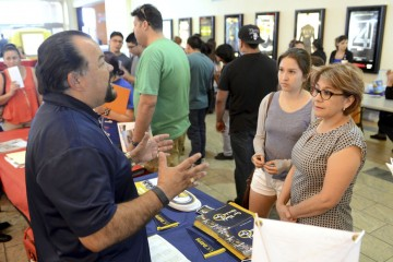 Imperial Valley parents, students learn about opportunities in higher education