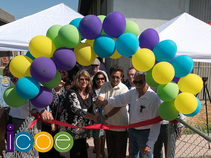 Ribbon Cutting of ECEP's Center in Calexico