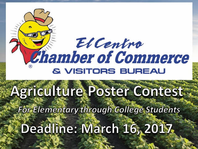 EC Chamber of Commerce Poster Contest