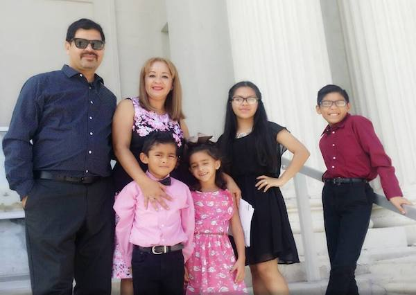 Picture of Cabrera Family