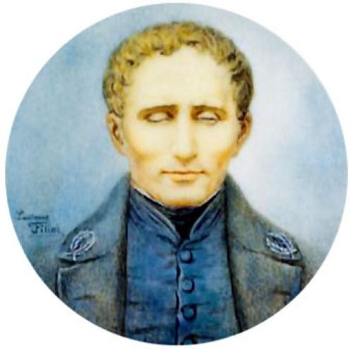 Image of Louis Braille