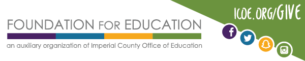 Foundation for Education header
