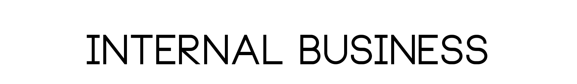 Internal Business Logo