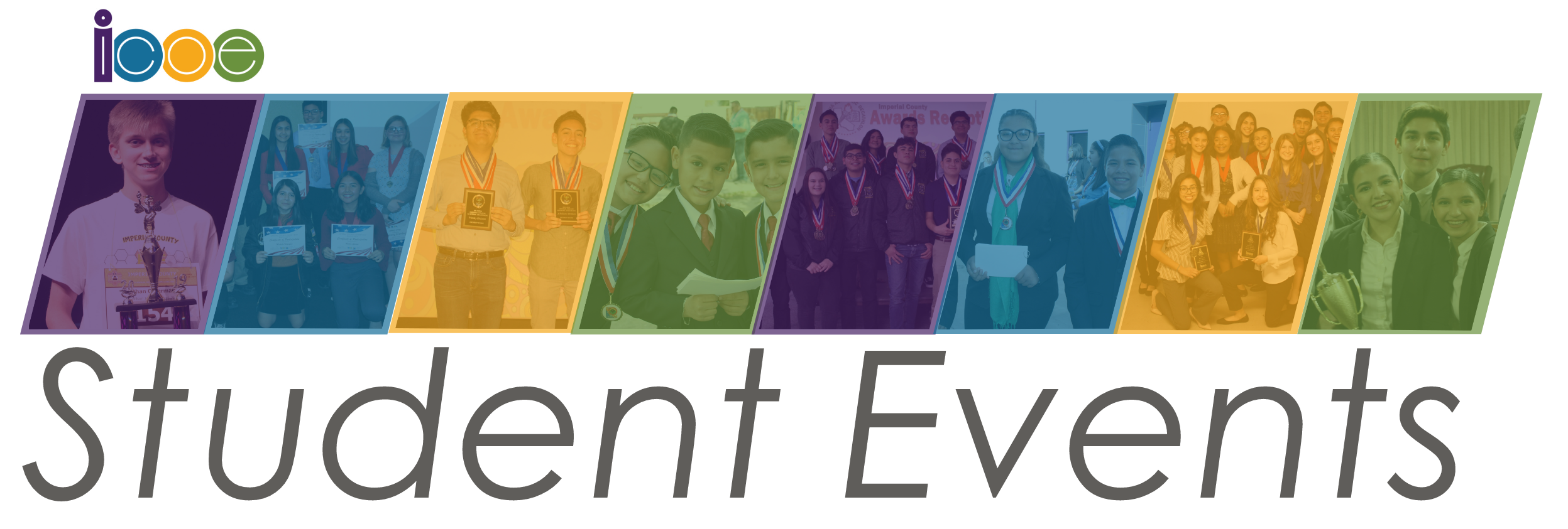 ICOE Student Event Banner