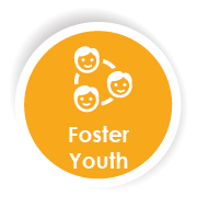 For Foster Youth Button