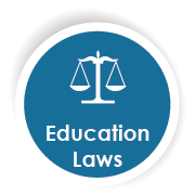 Education Laws Button