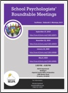 School Psychologists' Roundtable Meetings
