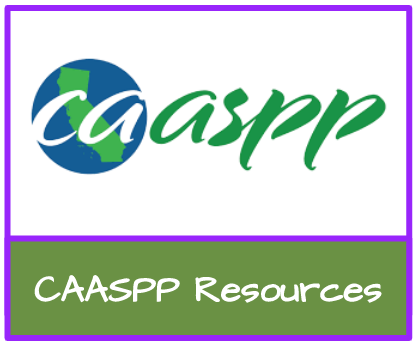 Link to CAASPP Resources for Literacy