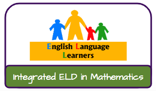 Integrated ELD in Math
