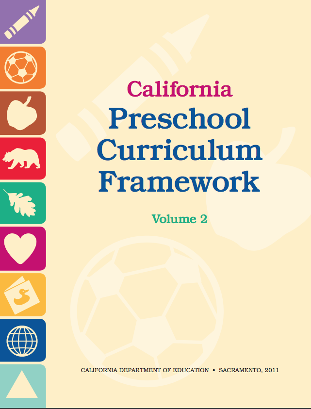 Preschool Curriculum Framework Vol. 2