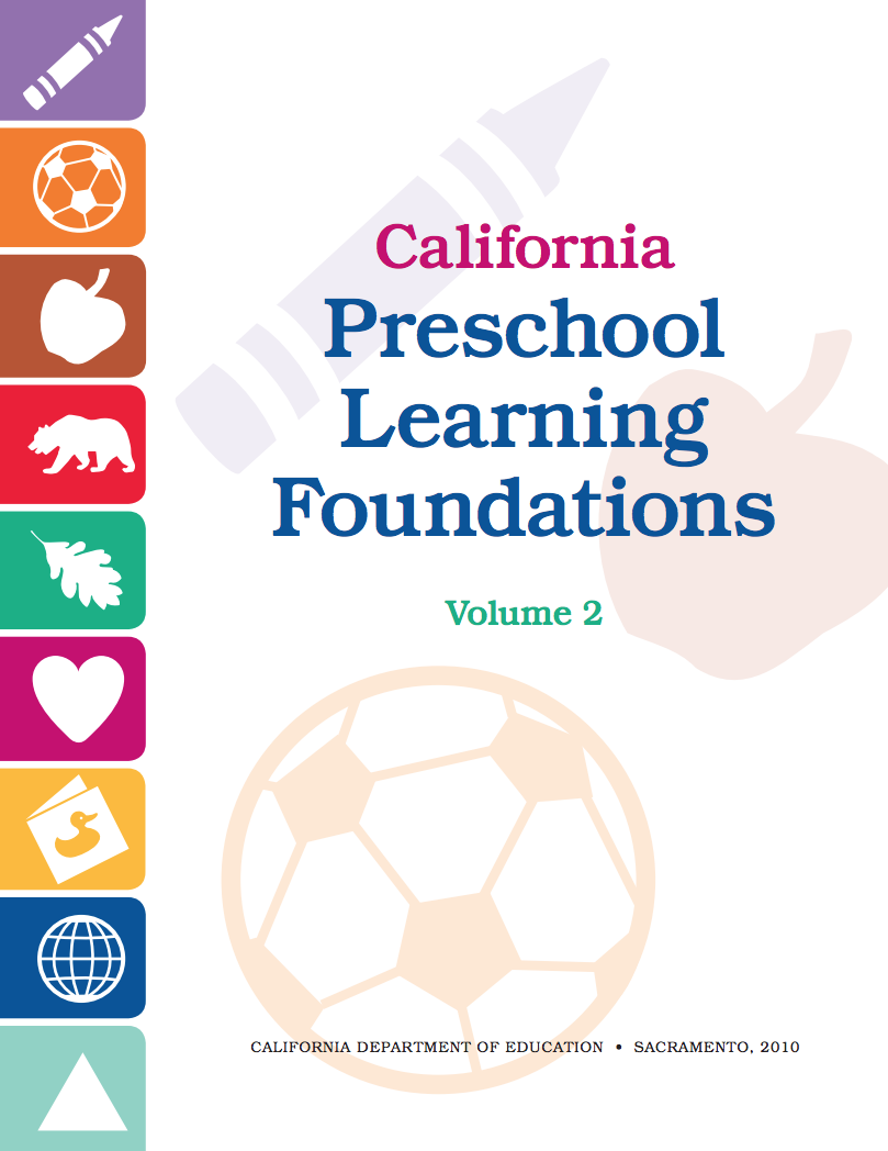 Preschool Foundations Vol. 3