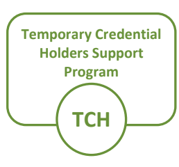 Temporary Credential Holders Support Program Link