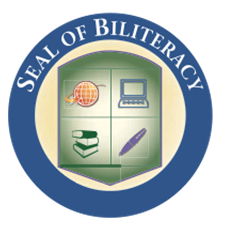 Seal of Biliteracy logo
