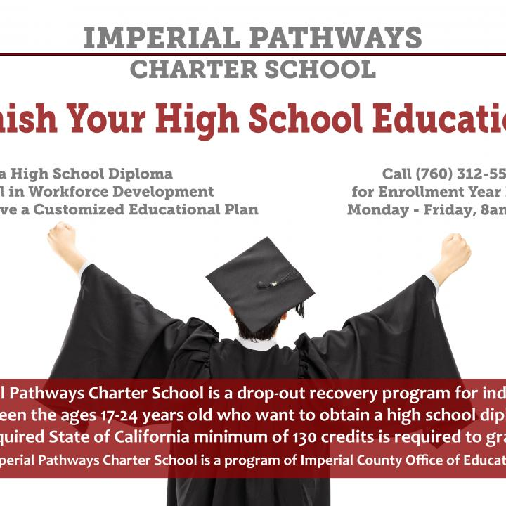 Imperial Pathways Flyer