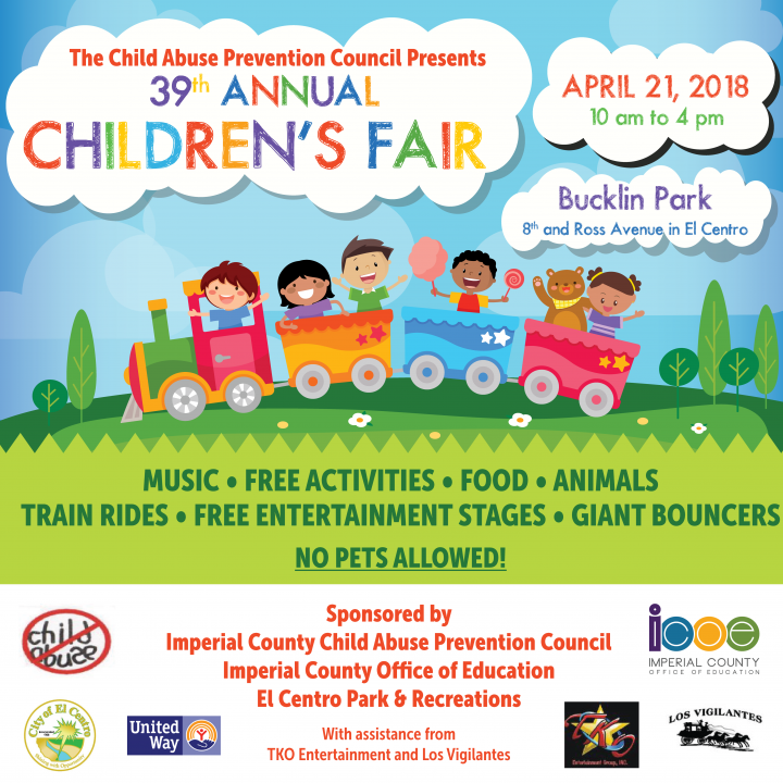 Children's Fair Save the Date