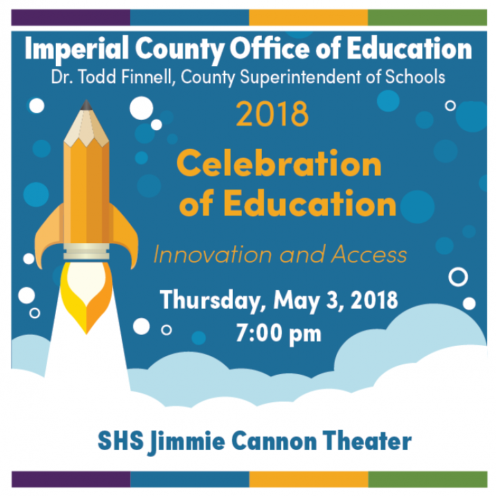 Celebration of Education Save the Date