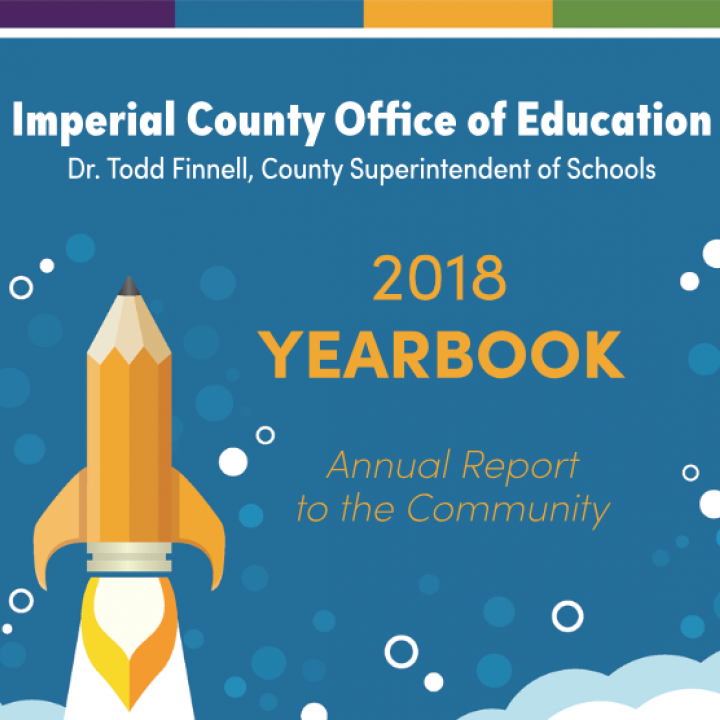 image of yearbook cover