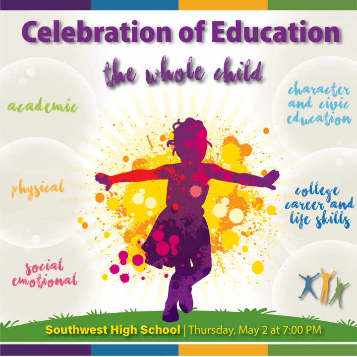 Celebration of Education Theme: The Whole Child